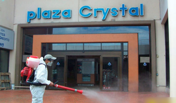 control-de-plagas-en-centros-comerciales