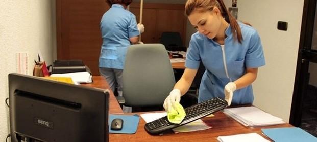 Conoce las técnicas de limpieza más usadas para oficinas