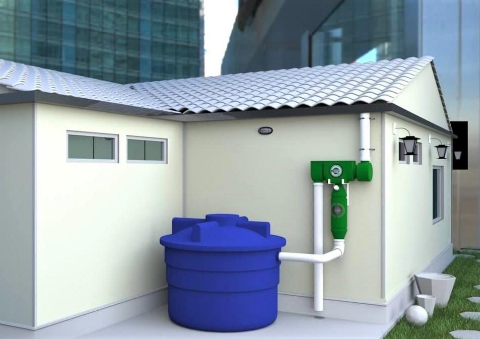 donde ubicar el tanque de agua