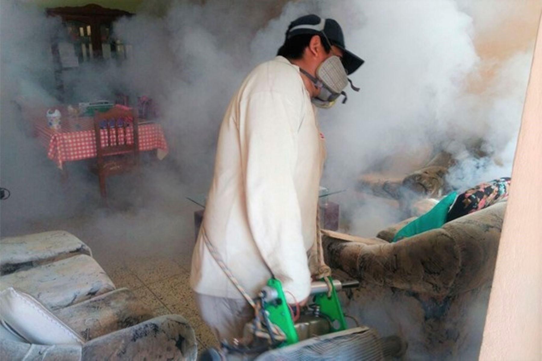 fumigación en Lima y Peru