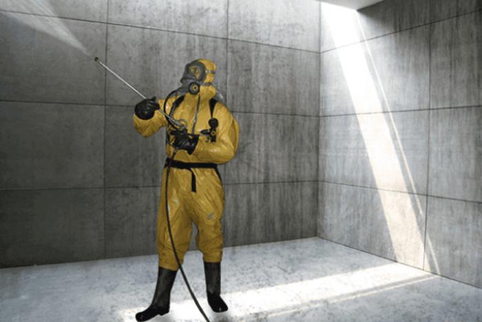 limpieza de cisternas para prevención